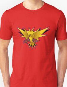Zapdos Attack T-Shirt