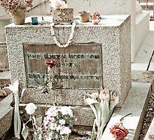 RIP Jim Morrison by Pat Garret