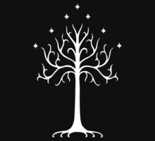 Tree of Gondor by Steve Stivaktis
