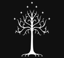 Tree of Gondor by Steve Stivaktis