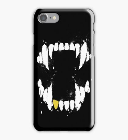 Real Goth Hours iPhone Case/Skin