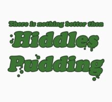 Hiddles Pudding GREEN by fahrlight