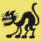 Halloween Black Cat by Zoo-co