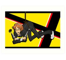 Persona - Yosuke Hanamura  Art Print