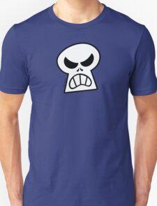 Angry Halloween Skull T-Shirt