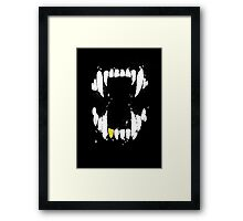 Real Goth Hours Framed Print