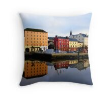 Mirror Image.. Throw Pillow