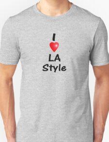 Dance - I Love LA Style Salsa T-Shirt