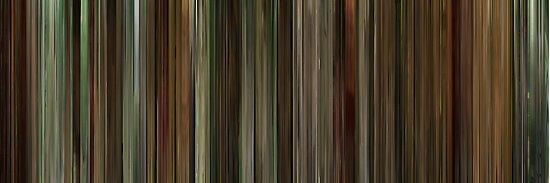Moviebarcode: Finding Neverland (2004) by moviebarcode