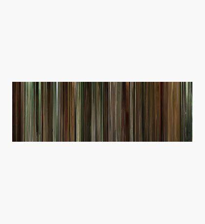 Moviebarcode: Finding Neverland (2004) Photographic Print