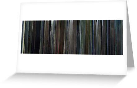 Moviebarcode: Broken Flowers (2005) by moviebarcode