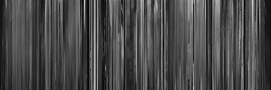Moviebarcode: Alphaville, une étrange aventure de Lemmy Caution (1965) by moviebarcode