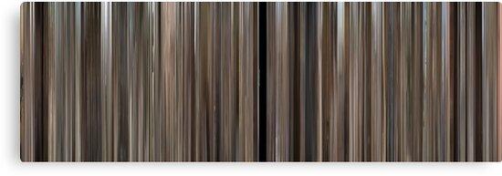 Moviebarcode: Gandhi (1982) by moviebarcode