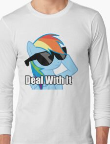 Rainbow Dash Long Sleeve T-Shirt