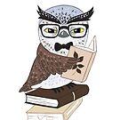 Professor Owl by freeminds