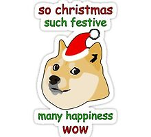 Christmas Doge by Eliotmad