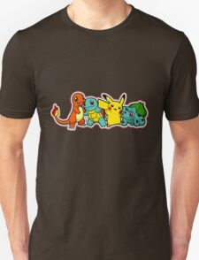 Pokemon First Generation *red T-Shirt