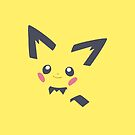 Pichu t-shirt by KeepItStupid