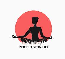 Yoga Emblem  Unisex T-Shirt