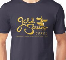 Final Fantasy VII - Gold Saucer Amusement Park Unisex T-Shirt