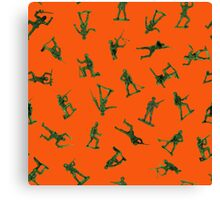 Toy Soldiers Vers 001 Canvas Print