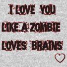 I love you like by Asrais