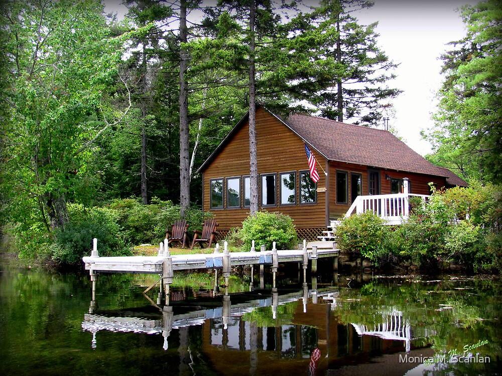 The Lakehouse by Monica M. Scanlan