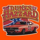Dukes of Hazzard - General Lee by metacortex