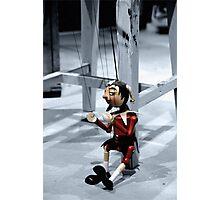 Marionette Photographic Print