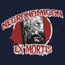Evil Dead - Necronomicon Ex Mortis by metacortex