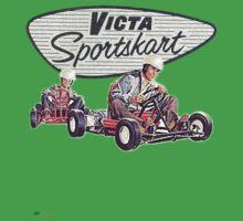 Victa Sportskart Vintage Theme by harrisonformula