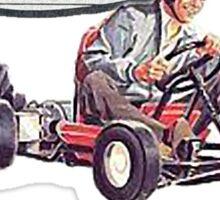 Victa Sportskart Vintage Theme Sticker