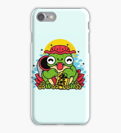 KAERU iPhone Case/Skin