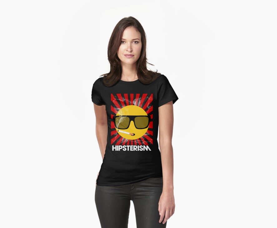 HIPSTERISM (SERIES) [red/white] by DropBass