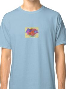 My Flowers in a Vase Classic T-Shirt