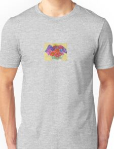 My Flowers in a Vase Unisex T-Shirt
