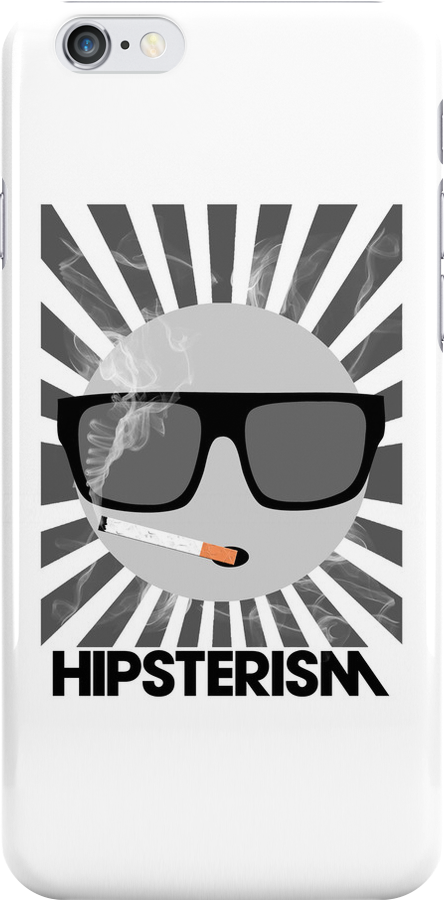 HIPSTERISM (SERIES) [black & white] by DropBass