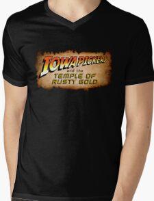 Iowa Pickers Mens V-Neck T-Shirt