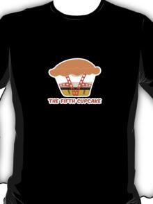 THE FIFTH CUPCAKE parody T-Shirt