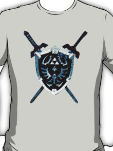 Legend of Zelda - Hylian Shield (LARGER VERSION) T-Shirt