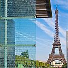 Peace in Paris by Geoff  Hargreaves