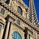 Paris Hotel by Brendan Buckley