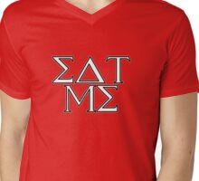 Eat Me Mens V-Neck T-Shirt