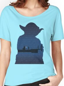 Empire Strikes Back Women's Relaxed Fit T-Shirt