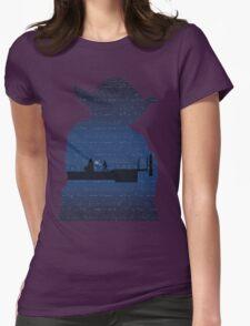 Empire Strikes Back Womens Fitted T-Shirt