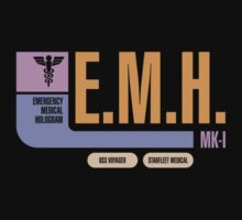 E.M.H. by Mattwo