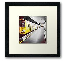 Liverpool - James Street Station Framed Print