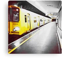 Liverpool - James Street Station Canvas Print
