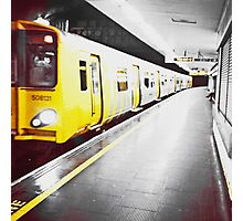 Liverpool - James Street Station Photographic Print