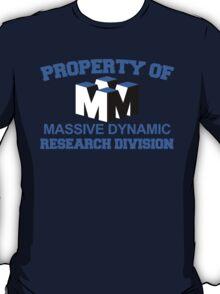 Fringe - Massive Dynamic Research T-Shirt